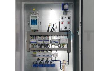 Шкаф наружного освещения ШНО-En